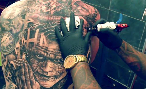 Danny Psychos Tattoo